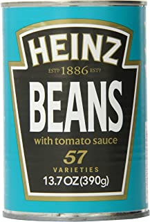 product image for Heinz Beans In Tomato Sauce, 13.7 Oz, 12Count