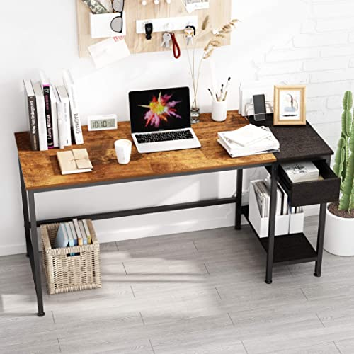 JOISCOPE Home Office Computer Desk,Study Writing Desk