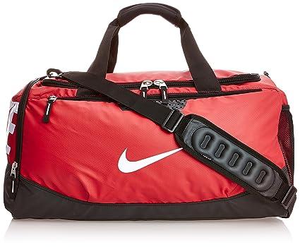 51bc52cb7c Nike Team Training Max Air Medium Duffel Bag Gym Red Black White  BA4513-601  Amazon.ca  Tools   Home Improvement