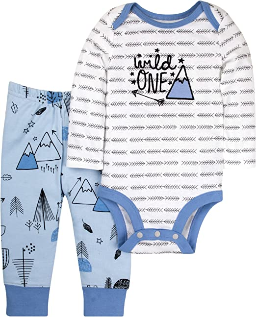 Boy Lamaze Organic Baby Organic Baby//Toddler Girl Unisex Outfits Gift Sets