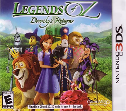 Legends of Oz: Dorothy`s Retur...