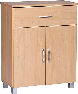 Wohnling Schuhschrank Taja Cabinet Schuhkommode Flur Holz 60 Cm