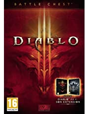 Diablo III: Battle Chest [PC Code - Battle.net]