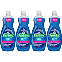 4-Pack Palmolive Ultra Oxy Power Degreaser Dish Washing Soap 32.5 Fl Oz