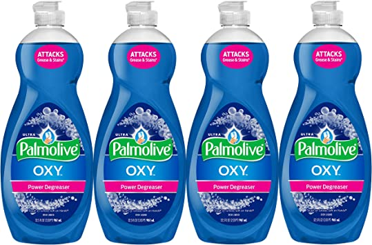 Amazon.com: Palmolive Ultra Oxy-plus jabón lí ...