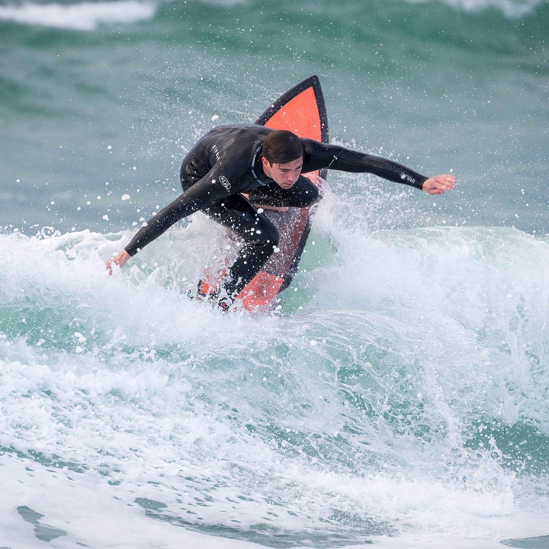 Osprey Zero combinaison de surf int/égrale hiver gar/çon 5mm n/éopr/ène 5//4 mm pour le surf et les sports aquatiques