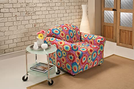 Amazon.com: Madison Industries Stretch Jersey Slipcover ...