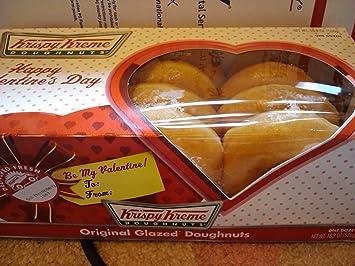Krispy Kreme Original Glazed Doughnuts 12 Donuts Amazon Com