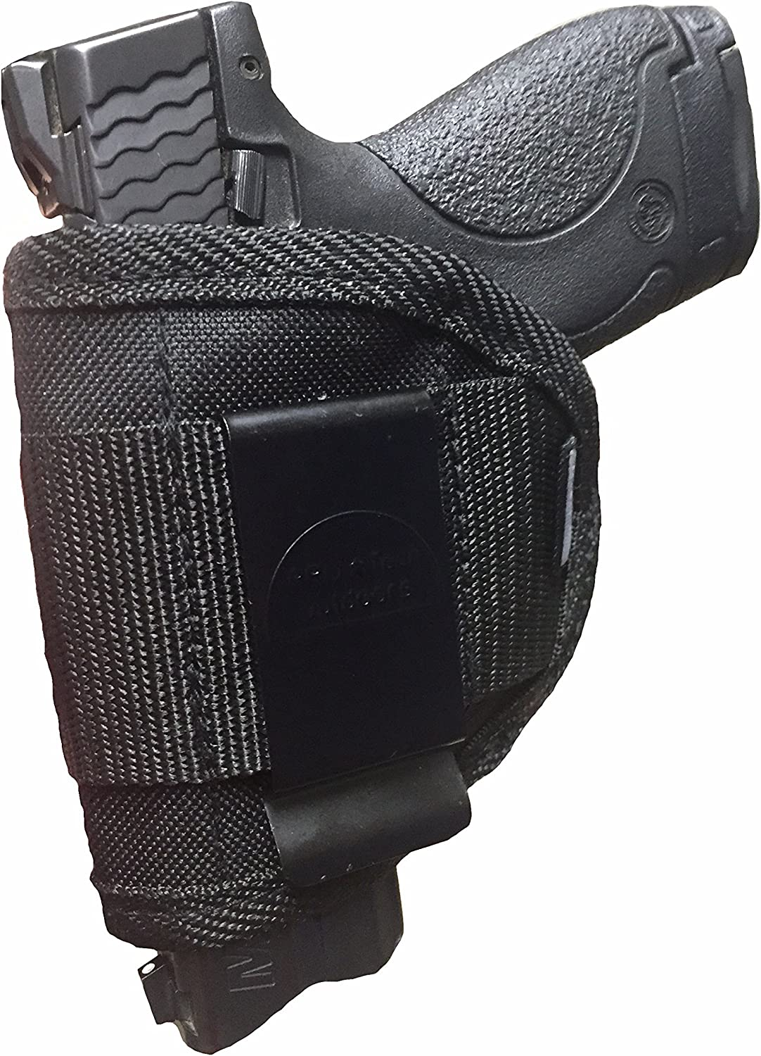Pro-tech's Small of the Back Holster