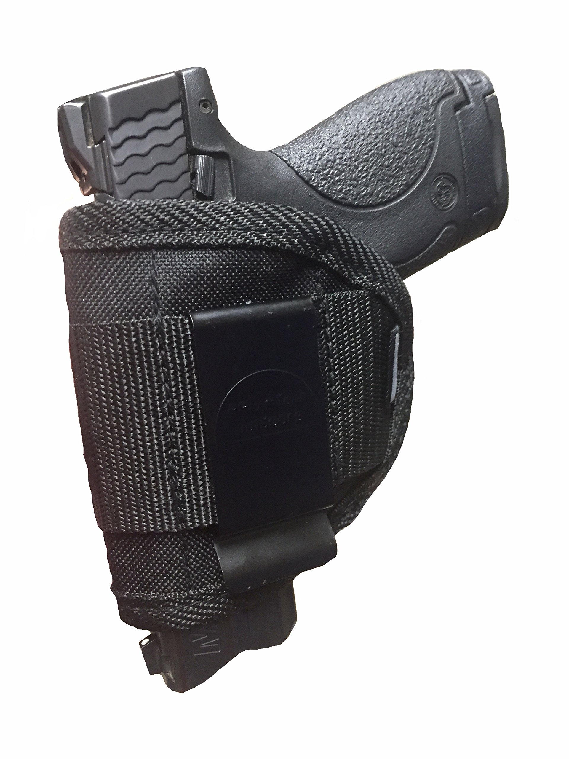 Pro-Tech Outdoors Concealed In the Pants/waistband Holster Fits Glock 17,19,20,21,22,23,25,26,27,28,29,30,31,32,33,36,38,39,40,41,42 by Pro-Tech Outdoors (Image #3)