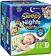 BabyLove Sleepy Nights 2 - 4 yrs, 12-18kg (12 pack x 3, 36 Total)