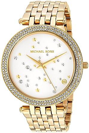 15aa81264493 Amazon.com  Michael Kors Women s Darci Quartz Watch with Stainless ...