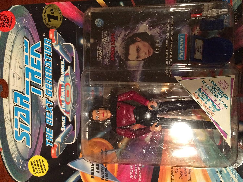 Star Trek-tng-chess board figure-Riker TNG uniforme-Next Generation