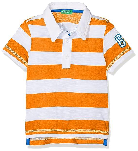 United Colors of Benetton H/S Shirt, Polo para Niños: Amazon.es ...