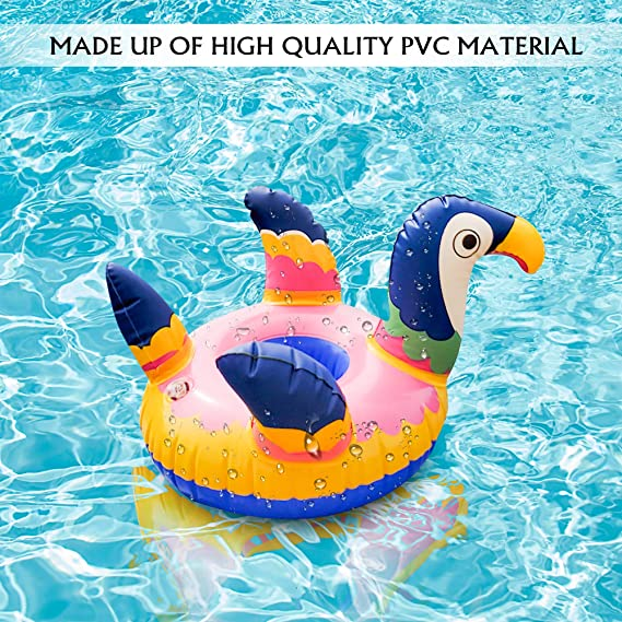 Amazon.com: Inflatable drink holder, 12 Pack drink floats ...