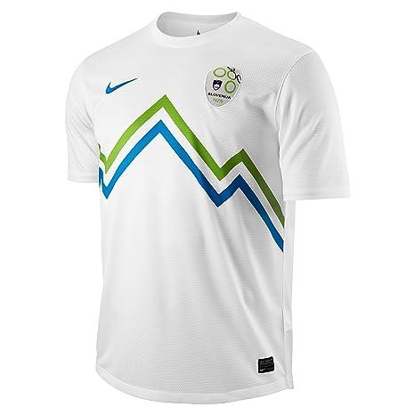 Colore Away Slovenia Da Maglia Uomo Nike 101 Calcio Home 450530 zOPwq6n
