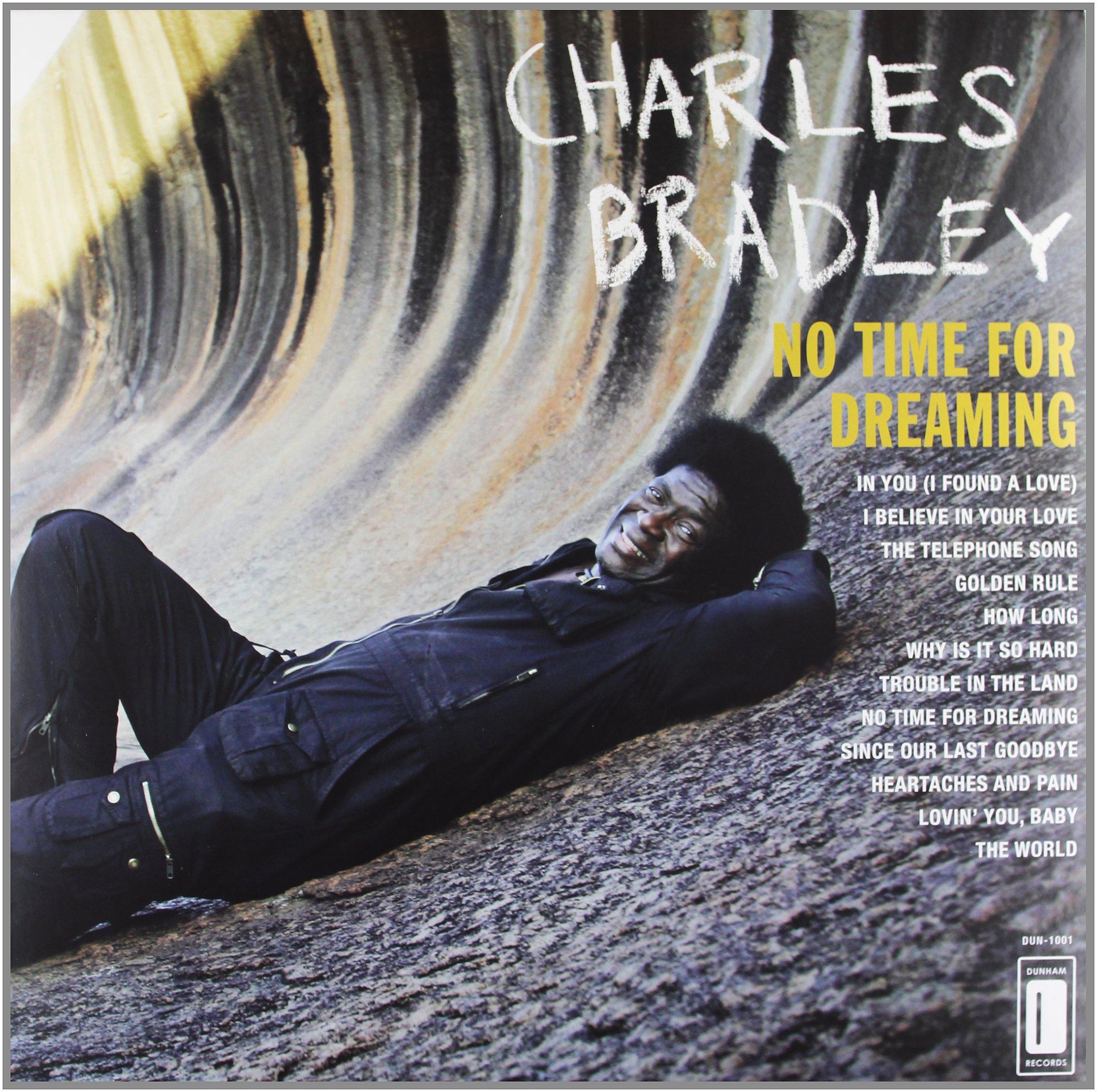 Vinilo : Charles Bradley - No Time For Dreaming (Digital Download Card)