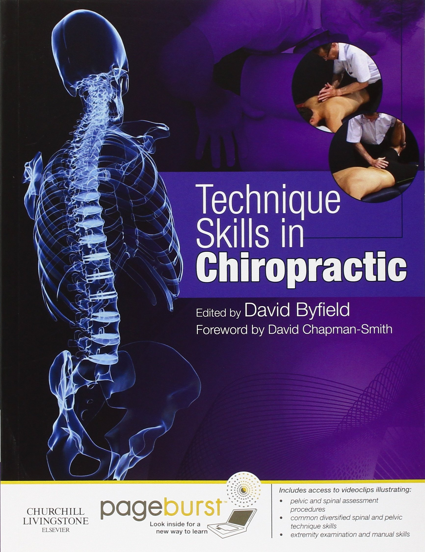 Technique Skills in Chiropractic: with Pageburst access, 1e