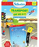 Skillmatics Educational Toys : Transport Off We Go 3-6 Years
