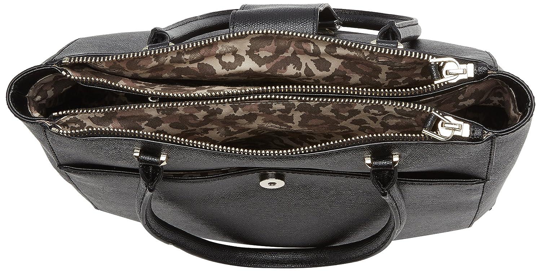 Guess Martine handväska för kvinnor Black (Nero Bla)