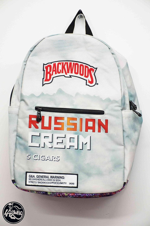Backwoods Backpack Acosta Russian Cream