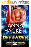 Defender: A Scifi Alien Romance (Galactic Gladiators: House of Rone Book 2)