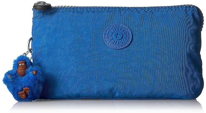 389e9987b36 Amazon.com: Kipling Creativity L Solid Pouch, beloved blue: Clothing
