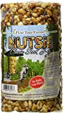Pine Tree 8003 Nutsie Classic Seed Log, 40-Ounce
