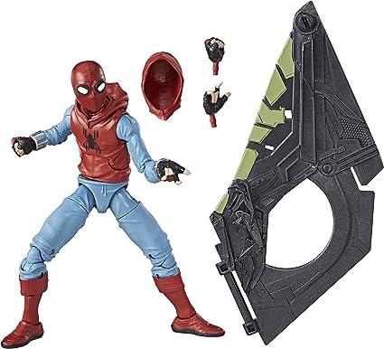 Spider Man Homecoming Toys Marvel Legends