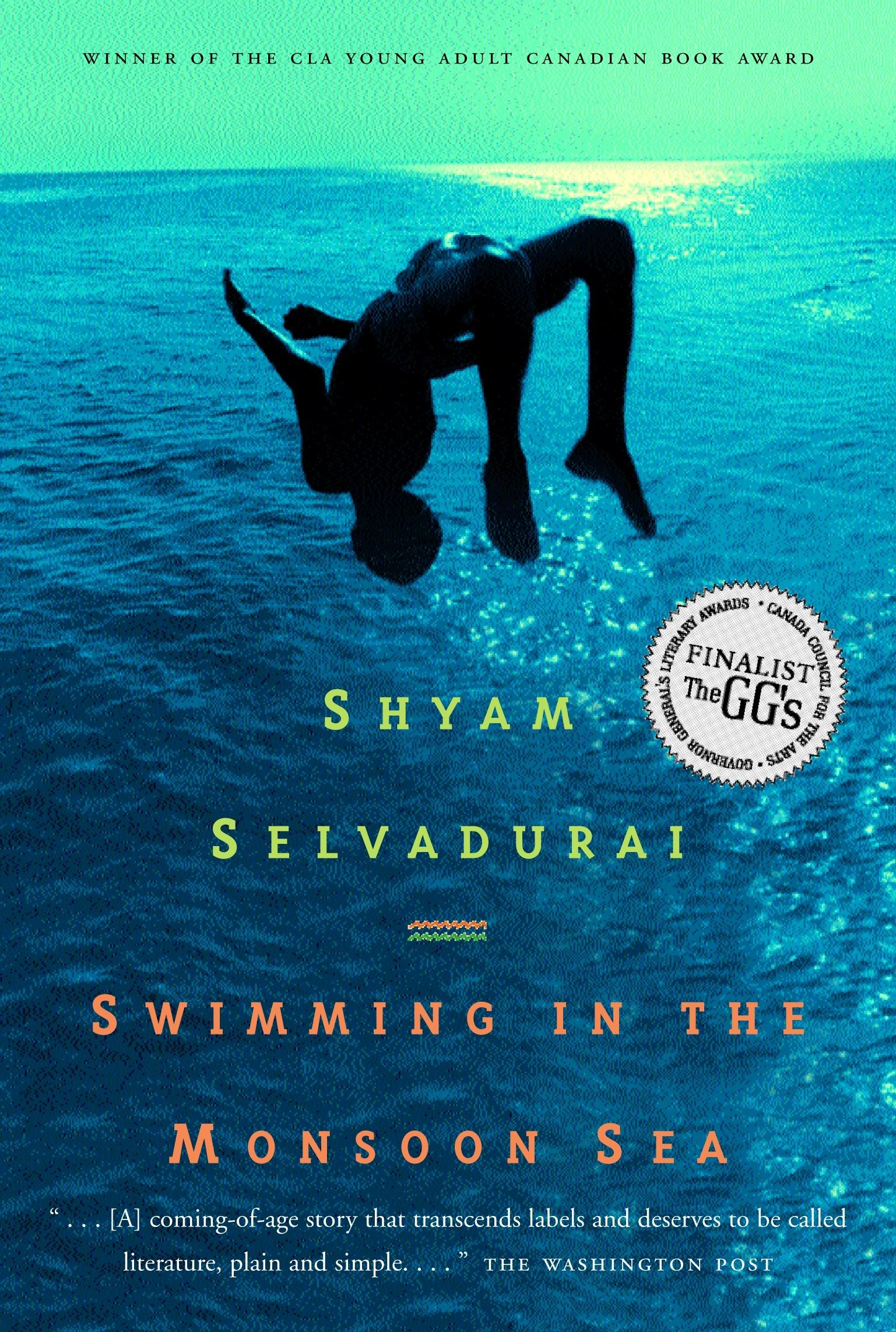 Amazon swimming in the monsoon sea 9780887768347 shyam amazon swimming in the monsoon sea 9780887768347 shyam selvadurai books fandeluxe Gallery