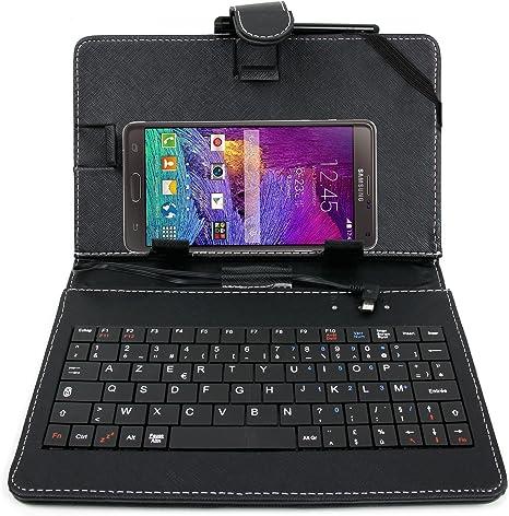 Con teclado Qwerty integrado de función atril para Smartphone ...
