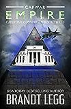 CapWar EMPIRE (CapStone Conspiracy Book 3)