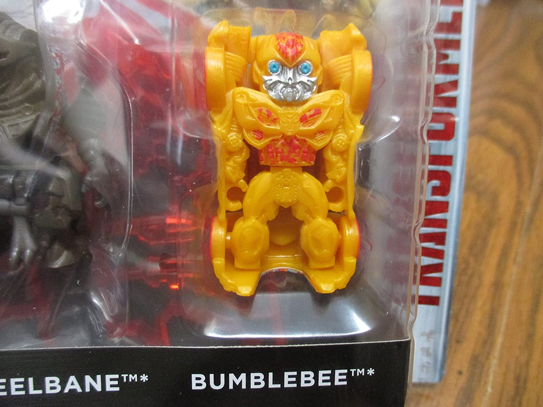 Transformers Tiny Turbo Changers Action Figures Hasbro