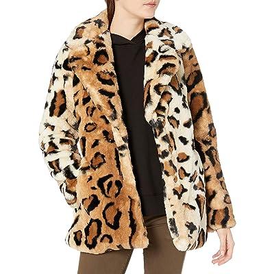Steve Madden Women's Faux Fur Fashion Jacket at Women's Coats Shop