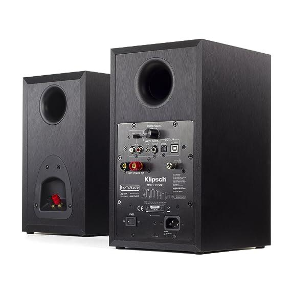 Klipsch R-15PM - Altavoces de estantería (MP3, 50 W RMS), Color ...