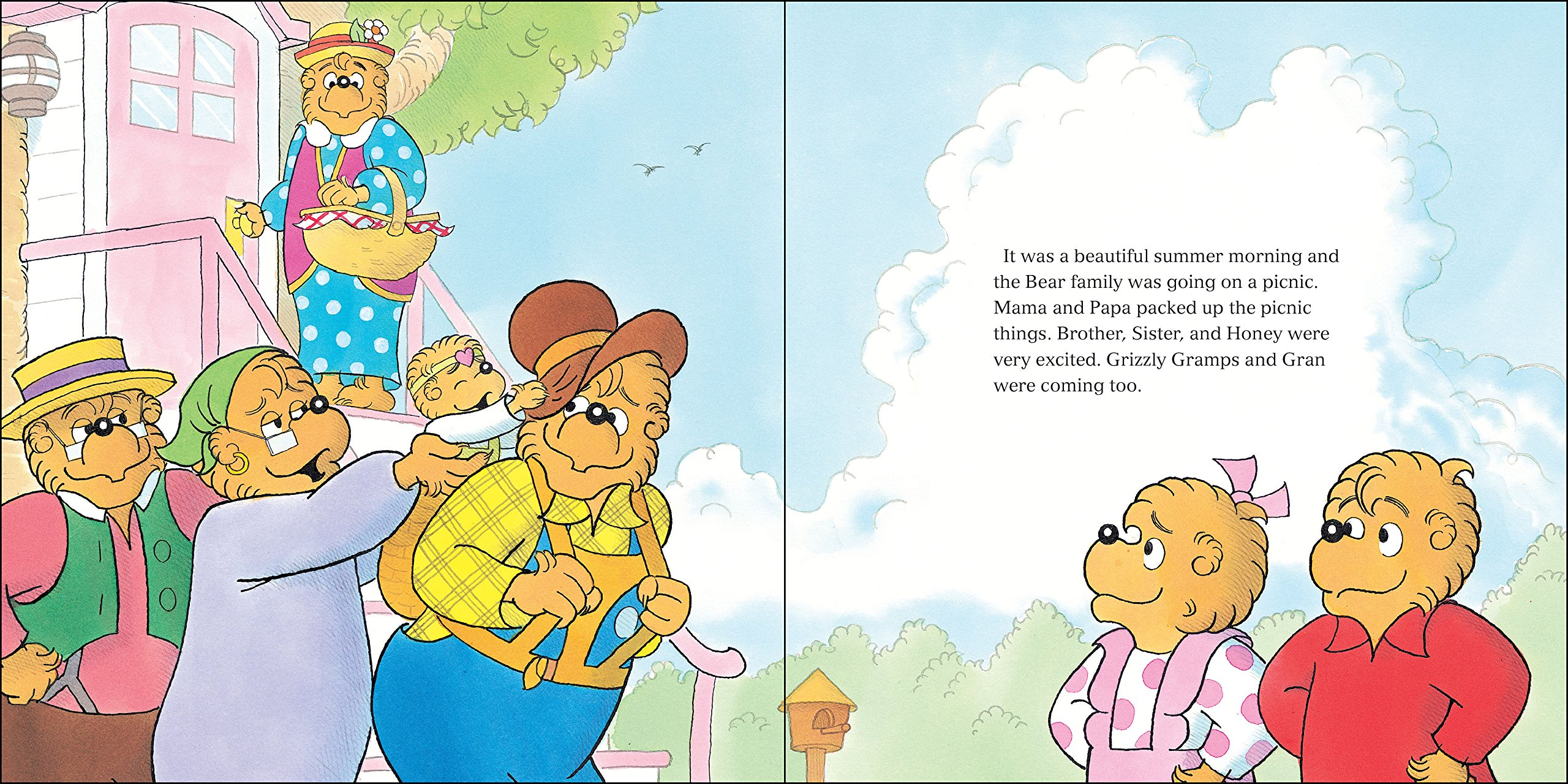 Amazon com the berenstain bears show some respect berenstain bears living lights 9780310720867 jan berenstain mike berenstain books
