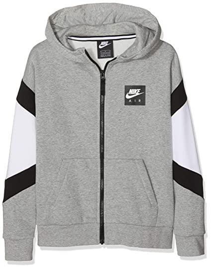 Nk ukSportsamp; Air SweatshirtAmazon co Outdoors Fz Boy's B Nike vmO0w8Nny