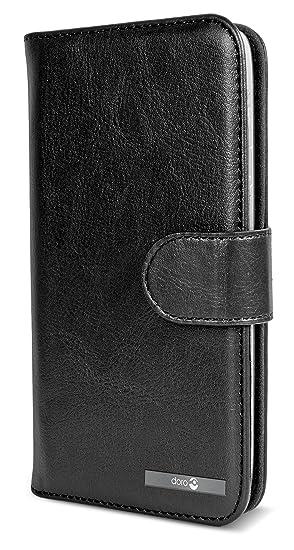 brand new 75e97 751e5 Doro Wallet Case for Liberto 822/8028/8030/8031 - Black
