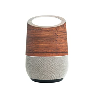 Murray Designs Google Home Decorative Hard Case Cover (Wood)