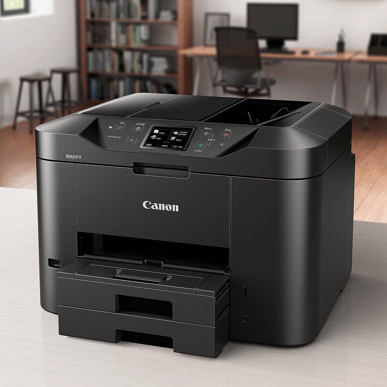 Canon MAXIFY MB2750 Inyección de Tinta 600 x 1200 dpi A4 WiFi ...