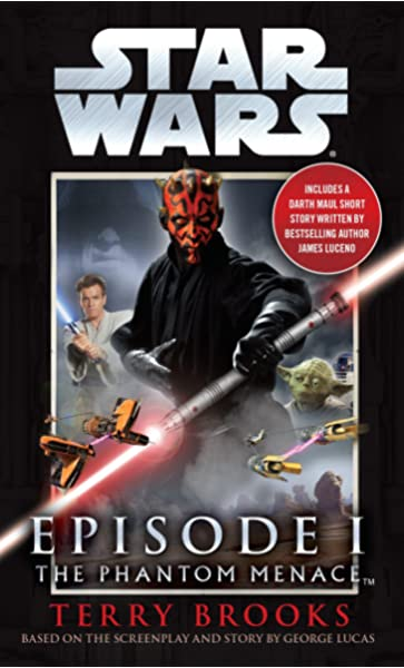 Amazon Com Star Wars Episode Iii Revenge Of The Sith 9780345428844 Matthew Stover Books