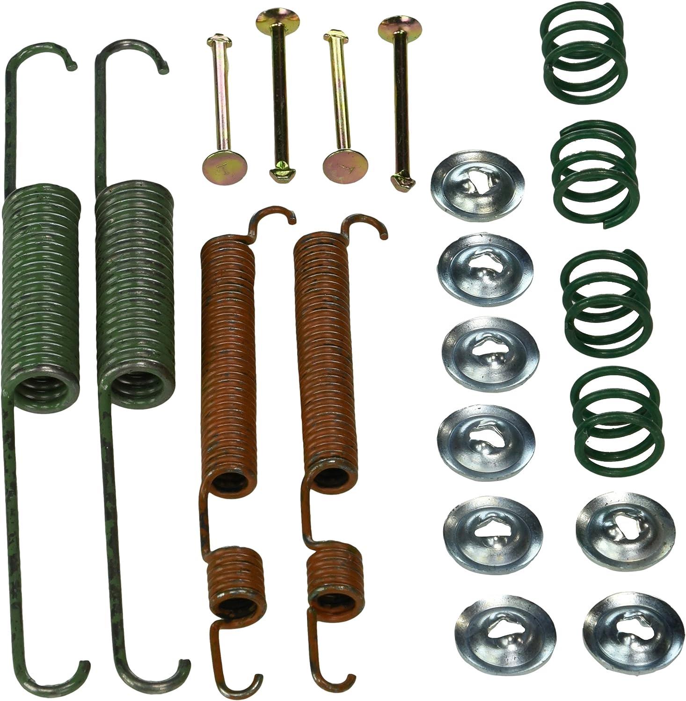 Carlson Quality Brake Parts 17281 Brake Combination Kit