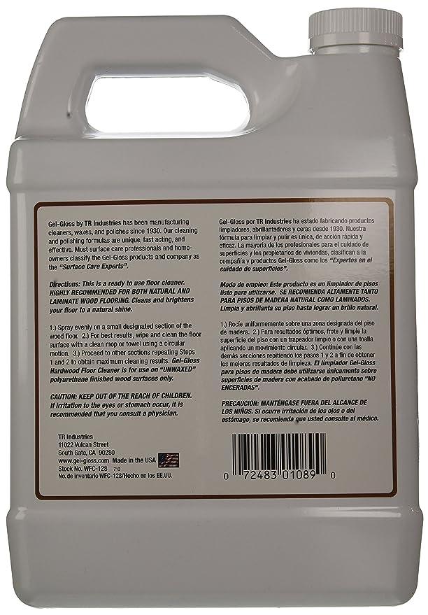 Amazon Gel Gloss Hardwood Floor Cleaner Automotive