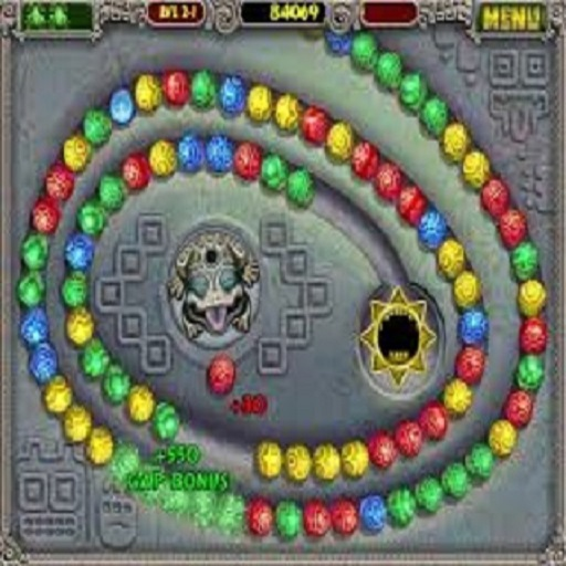 Marbles Temple (Games Zuma Deluxe)