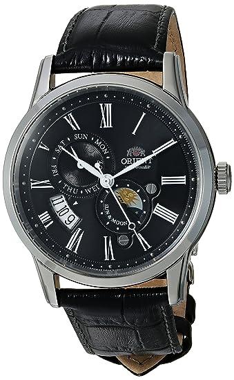 01498af30cbf Oriente Sun and Moon Version 3 - Reloj automático japonés para hombre