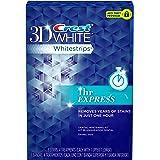 Crest 1-Hr Express Whitestrips Dental Whitening Kit - 4 Ct