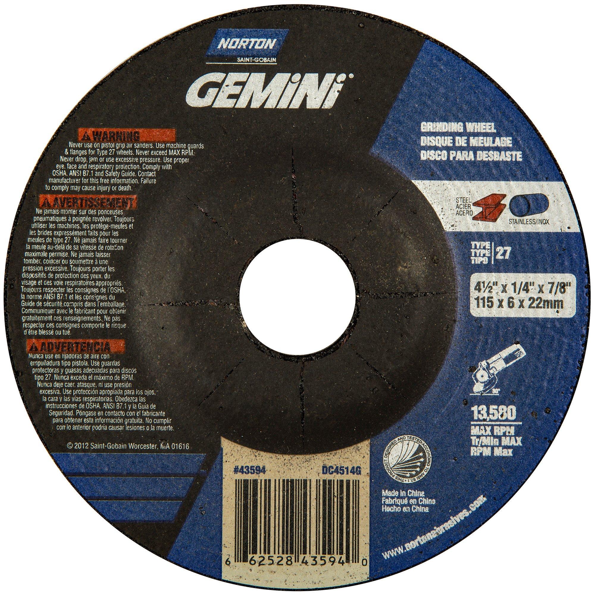 Pack of 2 3//4 3M 00048011037196 Scotch-Brite Cut /& Polished Unitized Deburring /& Finishing Wheel Diameter 2 Width