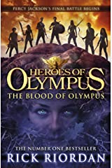 The Blood of Olympus (Heroes of Olympus Book 5) (Heroes Of Olympus Series) (English Edition) Edición Kindle