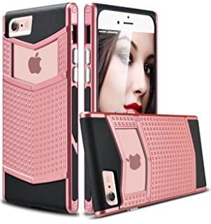 Amazon.com: iPhone 6s Plus Case, Ansiwee Reinforced Frame ...