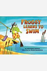 Froggy Learns to Swim Kindle Edition